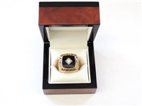RYDER CUP RING- 1955, 1957, 1959, 1961- PRESENTED TO DOUG FORD WITH LETTER OF PROVENANCE