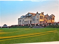 ROYAL & ANCIENT AT ST. ANDREWS  BY LEGENDARY PHOTOGRAPHY BY ANTHONY EDGEWORTH