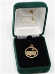 FROM THE MASTERS 14K GOLD PENDANT OR CHARM, NEW IN ORIGINAL BOX
