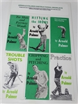 ARNOLD PALMER INSTRUCTIONAL BOOKLETS 1964