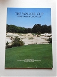 THE WALKER CUP 1985: THE 30TH MATCH PLAYED IN AUGUST 1985 IN PINE VALLEY GOLF CLUB, COMPLETE PAPERBACK PROGRAM