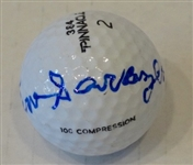 SIGNED GENE SARAZEN GOLF BALL