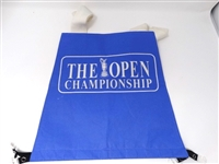 CADDY BIB FROM THE BRITISH OPEN- GREAT CONDITION