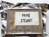 OFFICIAL SEALED GOLF BALLS FOR PAYNE STEWART BEFORE A TOURNAMENT - STRATA GOLF BALLS