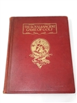 THE ROYAL & ANCIENT GAME OF GOLF BY HILTON, HAROLD H. & GARDEN G. SMITH, 1912 PUBLICATION