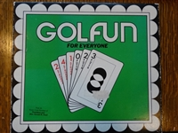 FROM PRESIDENT GERALD FORD PERSONAL COLLECTION GOLFUN COMPLETE GAME -GREAT CONDITION