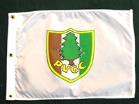 FLAG FROM PINE VALLEY GOLF CLUB