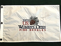 LPG SIGNED BY SUZANN PETTERSEN 2007 U.S. WOMENS OPEN HELD IN PINE NEEDLES, SOUTHERN PINES, N.C.
