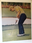 JACK NICKLAUS LIMITED EDITION LITHOGRAPH # 112 OF 250, BY GONDA, 2003