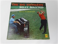 "VINYL LP RECORD OF ""THE BIG SWINGERS"" WITH JACK NICKLAUS,"