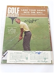 SIGNED BY AL GEIBERGER GOLF DIGEST (COMPLETE MAGAZINE)