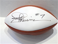 OFFICIAL FOOTBALL SIGNED BY JOE THEISMANN