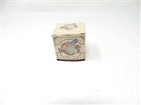 REPLICA OF THE FEATHERIE GOLF BALL IN A BOX