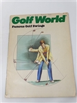 HARD TO FIND EARLY GOLF WORLD, INSTRUCTION SWING SEQUENCES OF THE ERAS GREAT GOLFERS, MEN AND WOMEN