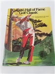 COMPLETE MAGAZINE FROM 1978 THE GRAND WEEK OF GOLF- COLGATE-HALL OF FAME GOLF CLASSIC, PINEHURST CC