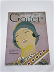 1927 COMPLETE MAGAZINE, THE NATIONAL AMATEUR CHAMPIONSHIP