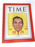 1949 COMPLETE TIME MAGAZINE WITH BEN HOGAN ON THE COVER