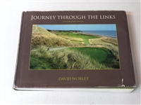 JOURNEY THROUGH THE LINKS BY DAVID WORLEY