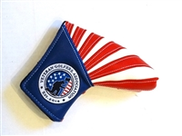 THIS CLUB HEAD COVER IS TO SUPPORT VETERAN GOLFERS ASSOCIATION - PLEASE CALL TO ORDER