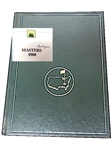 SIGNED BY BEN HOGAN 1988 AUGUSTA NATIONAL MASTERS TOURNAMENT ANNUAL BOOK