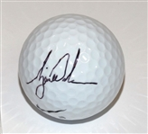 TIGER WOODS SIGNED NIKE BALL IN 2003 WITH LETTER OF AUTHENTICITY