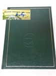 GARY PLAYER (WINNER) SIGNED 1978 MASTERS TOURNAMENT ANNUAL