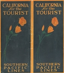 1922 CALIFORNIA FOR THE TOURIST -TRAVEL BROCHURE