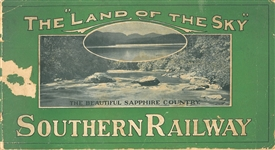 1905 Southern Railway Travel Brochure