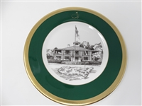 AUGUSTA NATIONAL GC MASTERS TOURNAMENT PLATE #2, 1992 MASTERS, FRED COUPLES WON THE TOURNAMENT