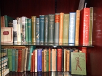 OVER 150 RARE BOOKS IN ONE COLLECTION, PLEASE SEE THE LISTS OF THE BOOKS AND CALL FOR INFORMATION 910-315-5511
