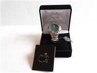 MASTERS LIMITED EDITION MENS WATCH FROM 2001- NEW