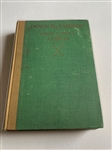 "FIRST EDITION 1927 BOBBY JONES BOOK ""DOWN THE FAIRWAY"""