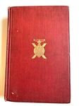 1899 THE BOOK OF GOLF AND GOLFERS BY HORACE G. HUTCHINSON WITH 71 PORTRAITS
