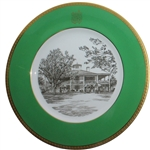 RARE AUGUSTA NATIONAL GC LIMITED EDITION WEDGWOOD PLATE # 373-PRESENTED TO DOUG SANDERS