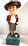 "PENFOLD MAN EARLY REPRODUCTION MEASURES 22"" HIGH - VERY GOOD CONDITION"