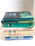 COLLECTION OF 7 DAN JENKINS BOOKS. (4) HARD COVER WITH DUST JACKET AND (2) PAPERBACK