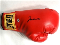 Muhammad Ali Autographed Boxing Glove With Certificate of Authenticity