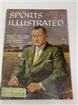 APRIL 6, 1959 SPORTS ILLUSTRATED WITH ROBERT T. JONES ON THE COVER, FULL MAGAZINE